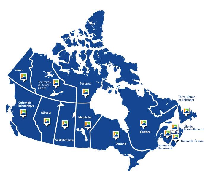 Affiliées Provinciales