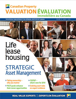 Possible Valuation Issues with Life Lease Housing