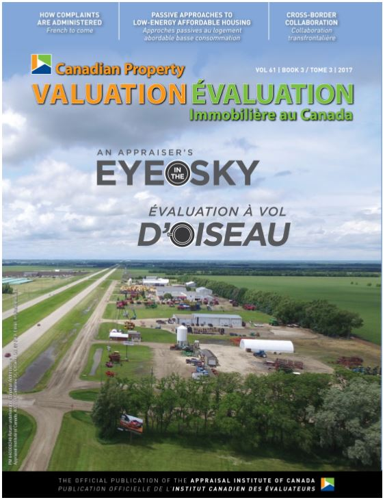 CPV An Appraiser's Eye In The Sky Book 3 Vol 61