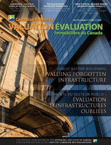 The valuation of distressed properties