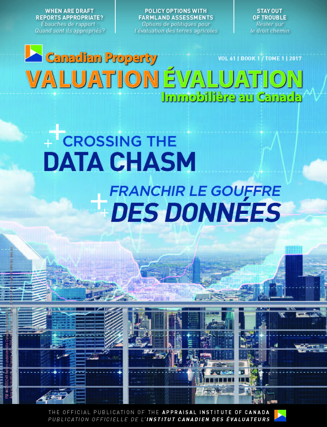 CPV Crossing The Data Chasm Book 1 Vol 61