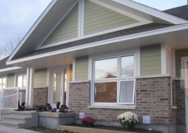 Habitat For Humanity house in Orleans, Ottawa