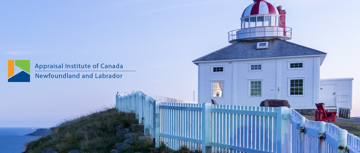 Appraisal Institute if Canada - Newfoundland and Labrador