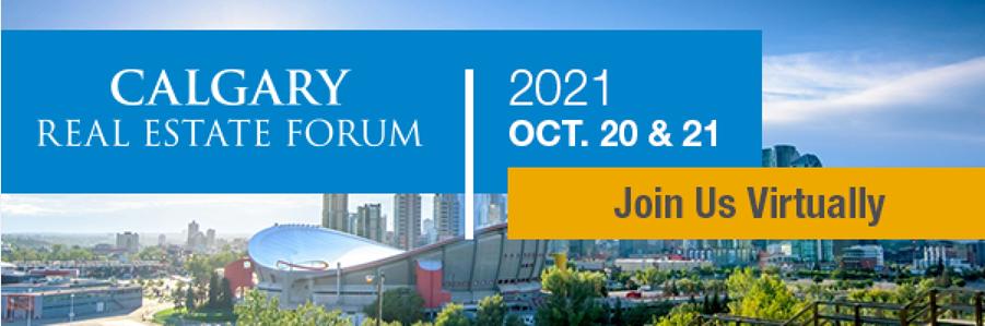 2021 Calgary Real Estate Forum
